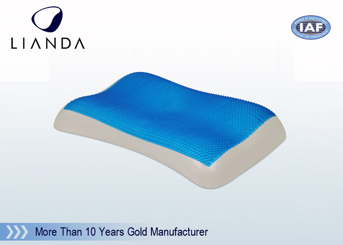 Hospital Bed Cooling Gel memory foam Pillow With Four Seasons